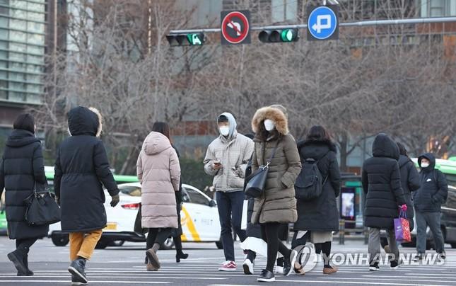 Hàn Quốc: Số ca COVID-19 mới cao kỉ lục, cả Seoul còn 1 giường chăm sóc đặc biệt ảnh 5