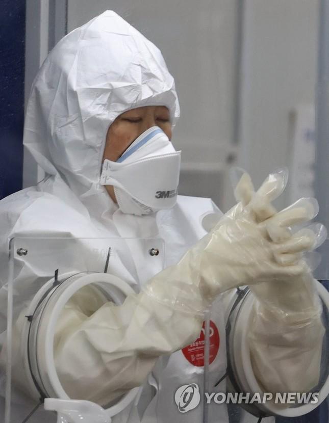 Hàn Quốc: Số ca COVID-19 mới cao kỉ lục, cả Seoul còn 1 giường chăm sóc đặc biệt ảnh 3