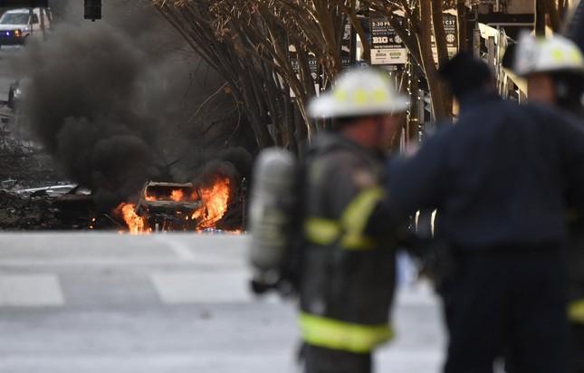 Mỹ: Vụ nổ ngày Giáng sinh là 'tấn công có chủ đích', phát hiện thi thể nghi của người ảnh 6