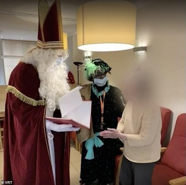Bỉ: 18 người tử vong vì COVID-19 sau cuộc gặp định mệnh với Ông già Noel ảnh 1