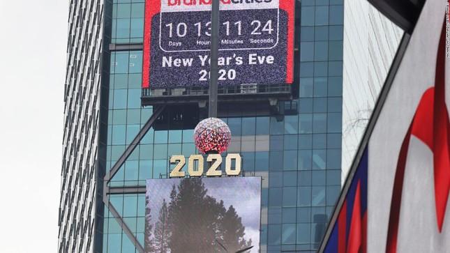 Đón năm mới 2021: Úc chỉ bắn pháo hoa 7 phút, Mỹ đếm ngược trên truyền hình ảnh 2