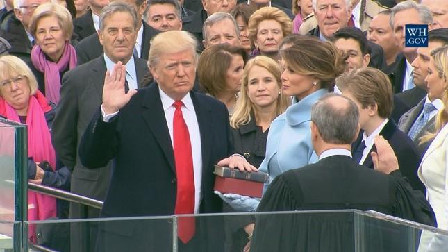 Sự thật ít biết về lễ nhậm chức của tổng thống Mỹ ảnh 3
