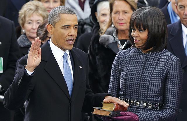 Sự thật ít biết về lễ nhậm chức của tổng thống Mỹ ảnh 1
