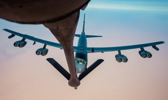 Mỹ đưa 'pháo đài bay' B-52 áp sát Iran một tuần sau lễ nhậm chức của ông Biden ảnh 1