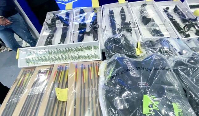 Cảnh sát Hồng Kông phá âm mưu đánh bom đẫm máu nhằm vào Tết Nguyên đán ảnh 1