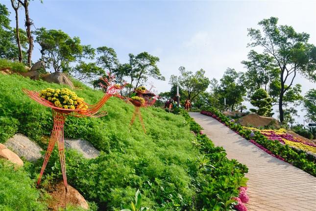 Ngắm nhìn Núi Bà Tây Ninh đẹp vi diệu những ngày đầu xuân ảnh 7