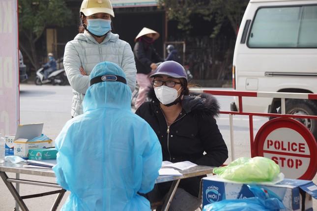 Nữ nhân viên dương tính SARS-CoV-2, phong tỏa Bệnh viện GTVT Hải Phòng ảnh 5