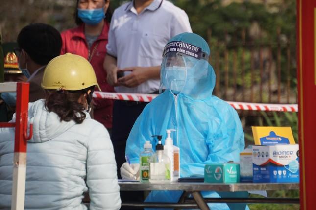 Nữ nhân viên dương tính SARS-CoV-2, phong tỏa Bệnh viện GTVT Hải Phòng ảnh 8