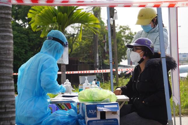Nữ nhân viên dương tính SARS-CoV-2, phong tỏa Bệnh viện GTVT Hải Phòng ảnh 7