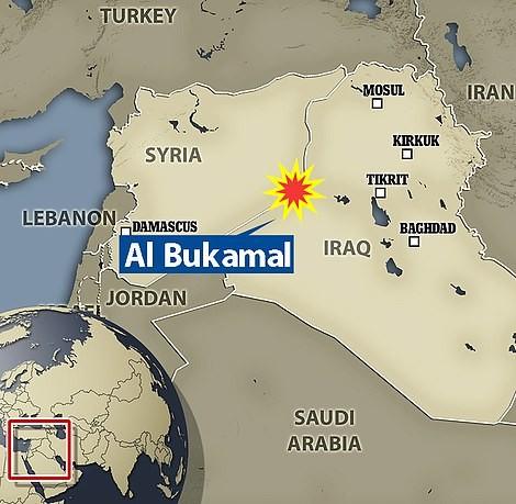 Ảnh vệ tinh hé lộ thiệt hại vụ Mỹ ném 7 quả bom xuống Syria ảnh 1