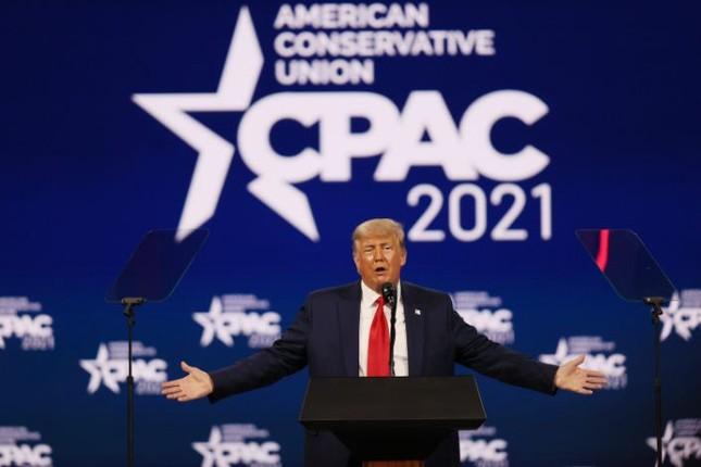 Ông Trump úp mở việc tái tranh cử Tổng thống, khẳng định không thành lập đảng mới ảnh 1