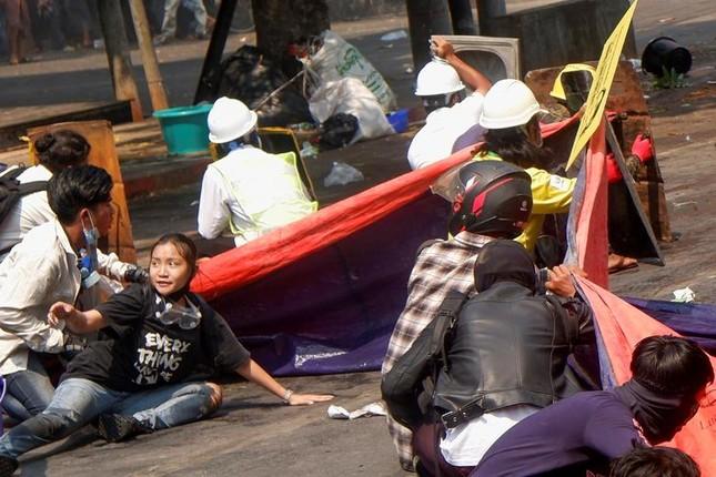 Ngày đẫm máu nhất ở Myanmar: 38 người thiệt mạng trong các cuộc biểu tình ảnh 1