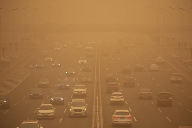 Sáu người chết, 80 người mất tích vì bão cát kinh hoàng ở Mông Cổ ảnh 1