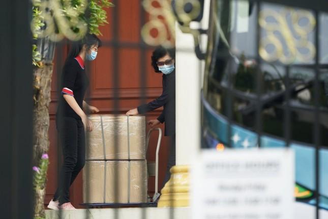 Đoàn ngoại giao Triều Tiên rồng rắn rời Malaysia hậu cắt đứt quan hệ ngoại giao ảnh 3