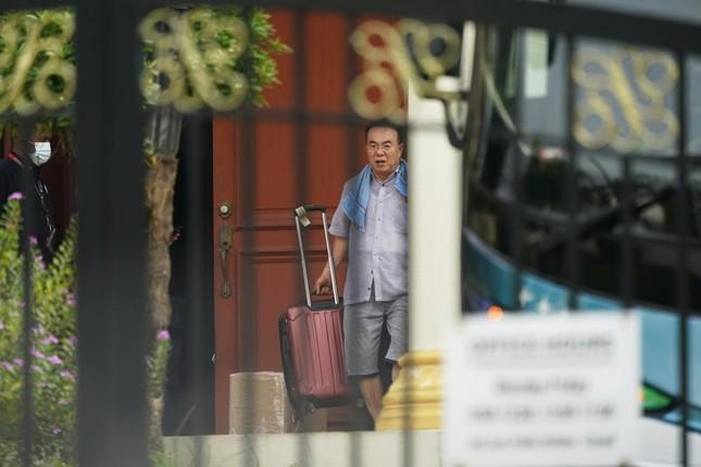 Đoàn ngoại giao Triều Tiên rồng rắn rời Malaysia hậu cắt đứt quan hệ ngoại giao ảnh 4