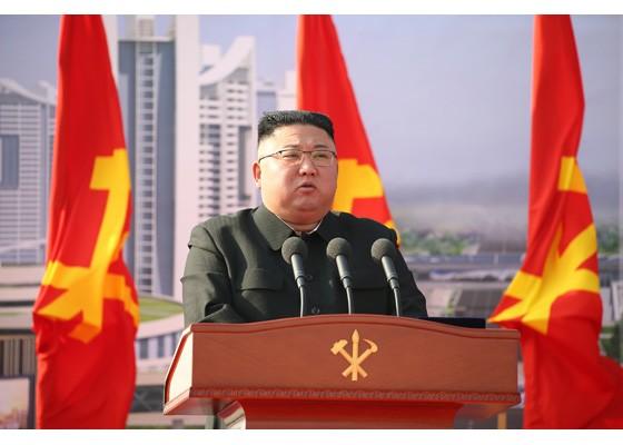 Choáng ngợp với quy hoạch 10.000 căn hộ ở thủ đô của Triều Tiên ảnh 2
