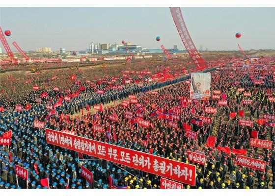 Choáng ngợp với quy hoạch 10.000 căn hộ ở thủ đô của Triều Tiên ảnh 1