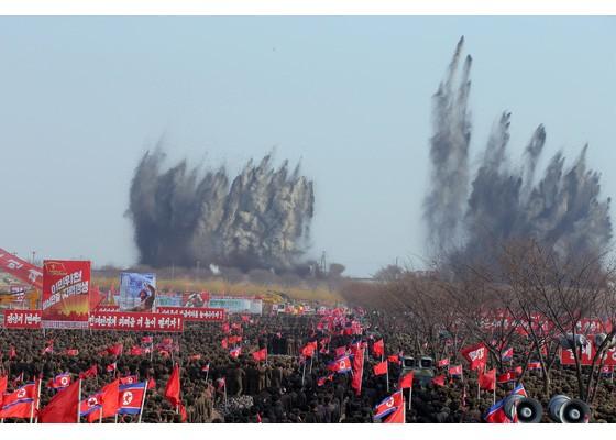 Choáng ngợp với quy hoạch 10.000 căn hộ ở thủ đô của Triều Tiên ảnh 6