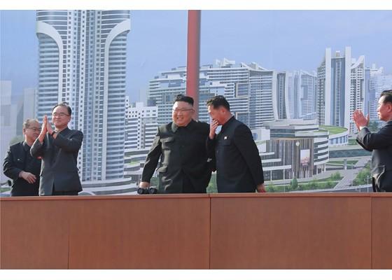 Choáng ngợp với quy hoạch 10.000 căn hộ ở thủ đô của Triều Tiên ảnh 5