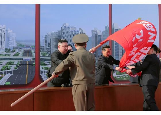 Choáng ngợp với quy hoạch 10.000 căn hộ ở thủ đô của Triều Tiên ảnh 4