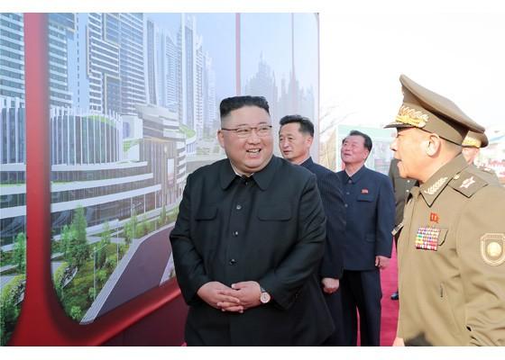 Choáng ngợp với quy hoạch 10.000 căn hộ ở thủ đô của Triều Tiên ảnh 3