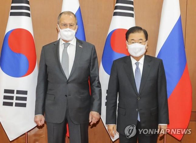 Triều Tiên thử tên lửa đạn đạo: Hàn, Nhật, Nga đồng loạt lên tiếng ảnh 1