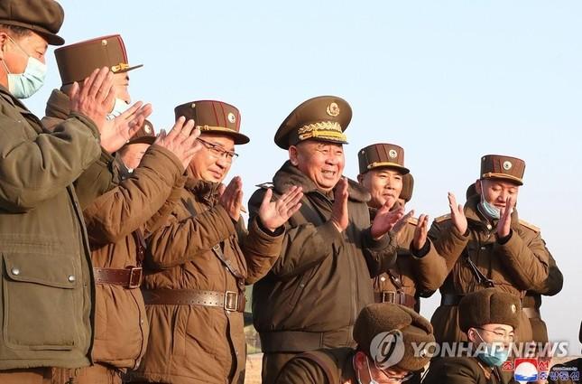 Bị ông Biden chỉ trích vì phóng tên lửa, Triều Tiên tức giận đáp trả ảnh 1