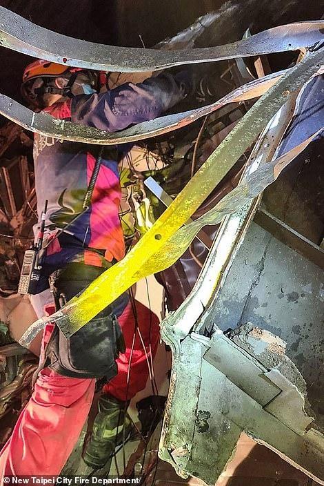 Nhân chứng vụ tai nạn tàu hỏa thảm khốc ở Đài Loan: 'Mọi người ngã đè lên nhau' ảnh 5