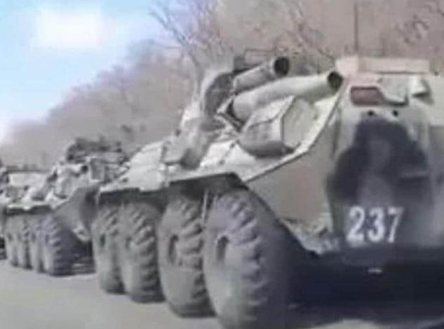 Mỹ yêu cầu Nga làm rõ ý định khi điều quân đến sát Ukraine ảnh 1