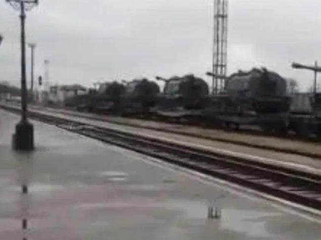 Mỹ yêu cầu Nga làm rõ ý định khi điều quân đến sát Ukraine ảnh 2