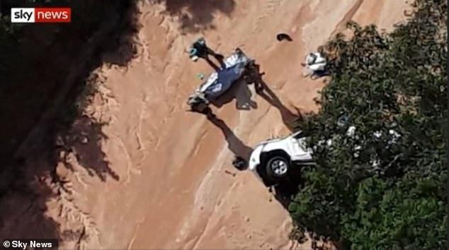 Phát hiện 12 thi thể người nước ngoài không đầu tại Mozambique ảnh 1