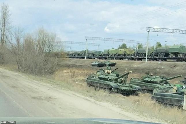 Nổ súng ở khu vực giáp Nga, hai binh sĩ Ukraine thương vong ảnh 2