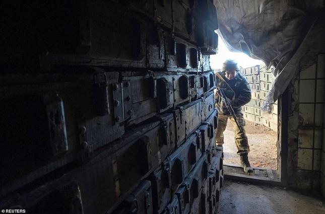 Nổ súng ở khu vực giáp Nga, hai binh sĩ Ukraine thương vong ảnh 6