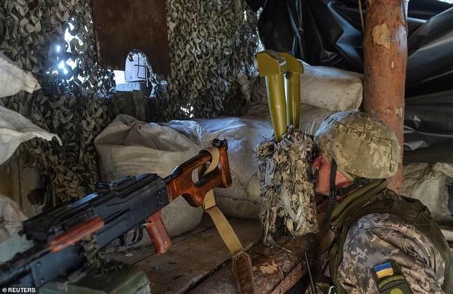 Nổ súng ở khu vực giáp Nga, hai binh sĩ Ukraine thương vong ảnh 3