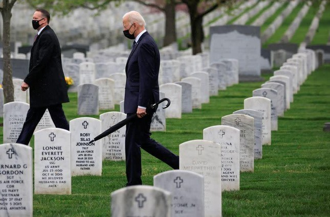 Ông Biden nghĩ đến con trai khi quyết định rút quân khỏi Afghanistan vào ngày 11/9 ảnh 2