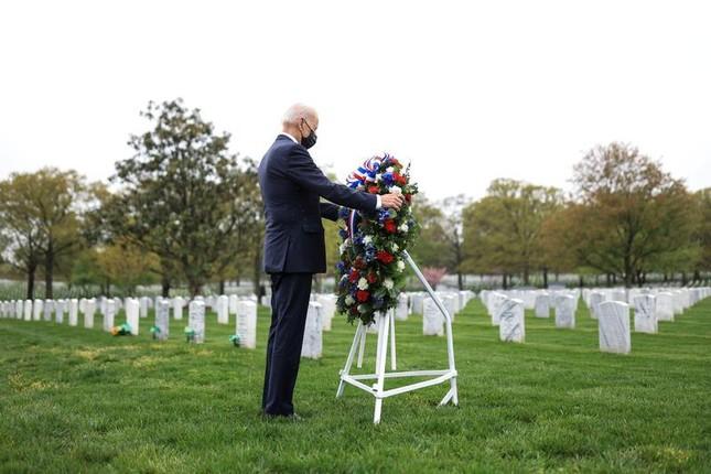 Ông Biden nghĩ đến con trai khi quyết định rút quân khỏi Afghanistan vào ngày 11/9 ảnh 1