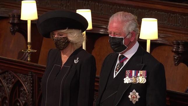 Hoàng gia Anh tiễn đưa phu quân Nữ hoàng Elizabeth II ảnh 14