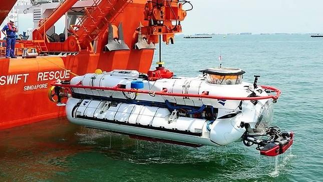 Thủy thủ tàu ngầm Indonesia có thể chết ngạt trước khi hết oxy ảnh 4