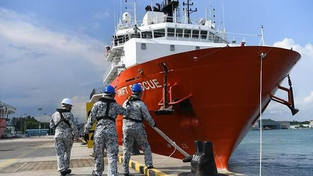 Thủy thủ tàu ngầm Indonesia có thể chết ngạt trước khi hết oxy ảnh 3