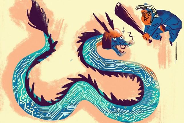 [HỒ SƠ] Chiến tranh thương mại Mỹ-Trung: 'Đầu rồng' bị chém, đuôi quẫy mạnh ảnh 2