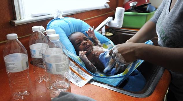 Nước bẩn giết nhiều người hơn cả chiến tranh ảnh 2