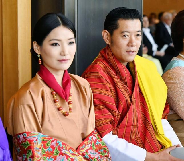 Lễ đăng quang đầy màu sắc của Nhật Hoàng Naruhito ảnh 10