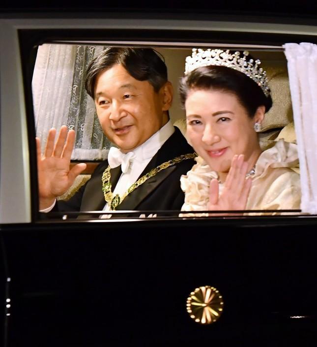 Lễ đăng quang đầy màu sắc của Nhật Hoàng Naruhito ảnh 15