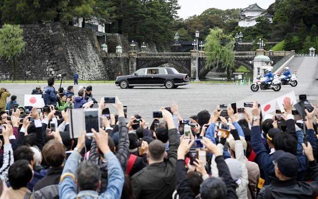 Lễ đăng quang đầy màu sắc của Nhật Hoàng Naruhito ảnh 16