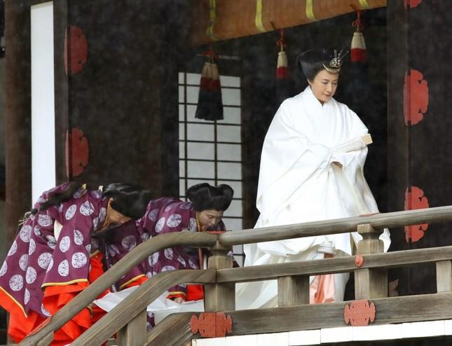 Lễ đăng quang đầy màu sắc của Nhật Hoàng Naruhito ảnh 4