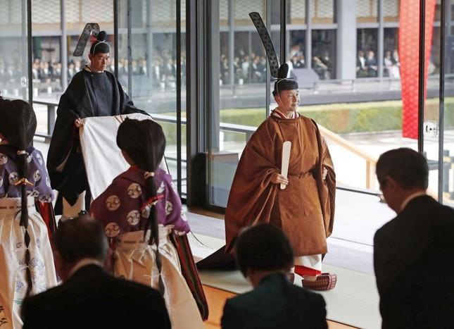 Lễ đăng quang đầy màu sắc của Nhật Hoàng Naruhito ảnh 7