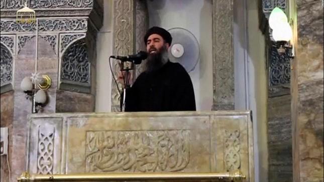 Chân dung thủ lĩnh tối cao IS vừa bị tiêu diệt ở Syria ảnh 2