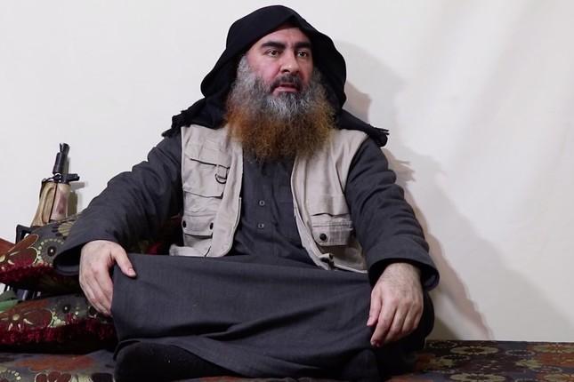 Chiến binh IS giúp tiêu diệt trùm khủng bố Baghdadi ảnh 1