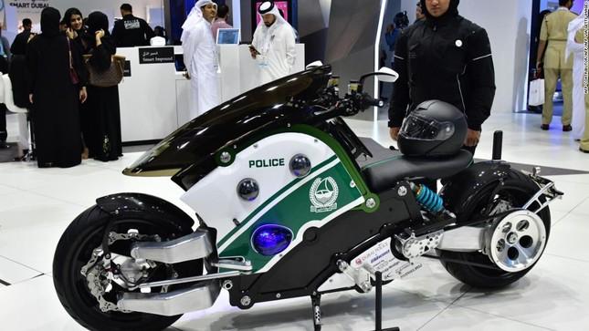 Đội xe cứu thương, xe cảnh sát 'sang chảnh' của Dubai ảnh 13