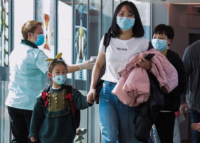 Mỹ nâng khuyến cáo đi lại lên mức cao nhất: Không tới Trung Quốc ảnh 1
